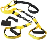 Energetics Functional Trainer Pro Schlingentrainer, Black/Yellow Light, One Size - 1